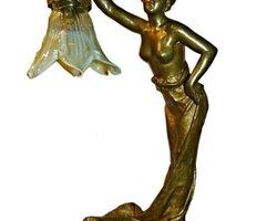 Antiquité de l'Arc - Marsannay-la-Côte - Luminaires anciens